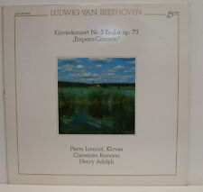 "Beethoven Piano Concert no. 5 emperor-concerto Lamont Henry Adolph 12 "" LP"