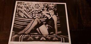 1930s Vaudeville PhotoGravure Vintage Risque Photo