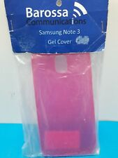 SAMSUNG NOTE 3 GEL COVER