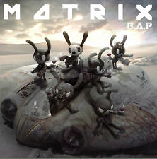 B.A.P BAP 4th Mini Album [MATRIX] Normal Version CD+Photobook+Photocard Sealed