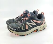 New Balance 410v5 Running Training Trail Shoes Womens Size 7.5 WT410CT5 Gray