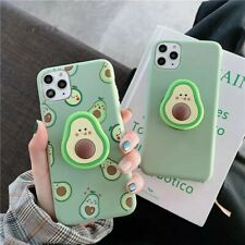 3D Cute Cartoonic Cookies Soft phone case for iphone X, XR, XS 11 Pro Max 6S 7 8