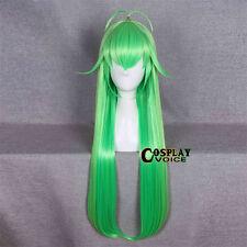 LOL League of Legends Lulu 100cm Cosplay Anime Women Girls Wig+Free Wig Cap