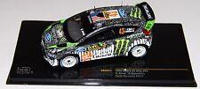 Ixo RAM477 1/43 Ford Fiesta WRC Germany Rally 2011 Ken Block RARE