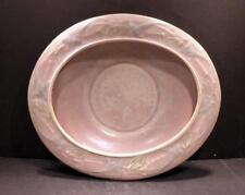 """Roseville Cremona Pink Bowl  - 178-8"""" - MINT"""
