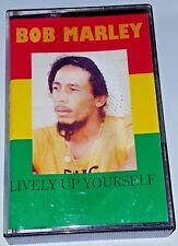 BOB MARLEY LIVELY UP YOURSELF - RARE CASSETTE TAPE - TTMC018B