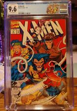 Marvel X-men #4 CGC 9.6 Marvel First Appearance of Omega Red X-Men Label