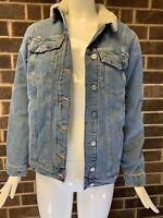 Mavi Jeans Co. Karla Denim Jacket Size S