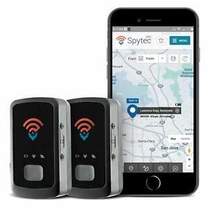 Spy Tec STI GL300 Mini Portable Real Time Personal and Vehicle GPS Tracker Pack