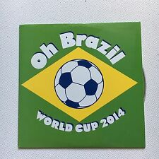 GENERAL LAFAYETTE - OH BRAZIL WORLD CUP 2014 PROMO CD