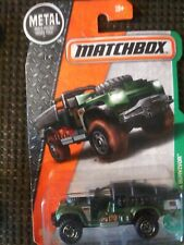 matchbox SAHARA SURVIVOR dvl23  122/125