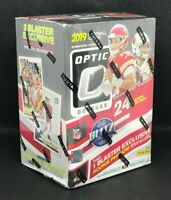 2019 OPTIC NFL BLASTER BOX / FACTORY SEALED! / BLASTER EXCLUSIVE PARALLELS!