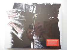 The Rolling Stones coffret collector 3 CD + DVD + 45Tours vinyle Sticky Fingers