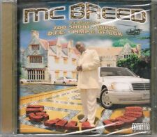 MC Breed ‎cd It's All Good NEW Sealed 1999 Power Records PW 5290-2 OOP EXPLICIT