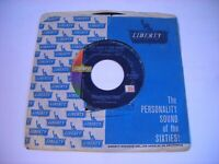 w SLEEVE The Rivingtons The Bird's the Word / I'm Losing my Grip 1963 45rpm