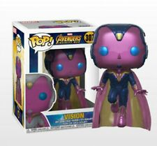 Funko Pop 'Avengers: Infinity War' Vision Vinyl 4589974751393 B07C6Bjzx7