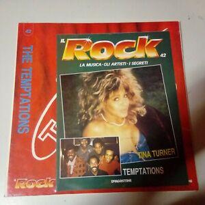 Disco Vinile 33 Giri DeAgostini Il Rock N°42 The Temptations Nuovo