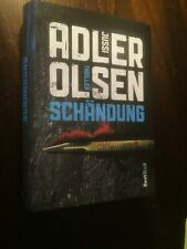 Jussi Adler Olsen - Schändung - Taschenbuch - Thriller