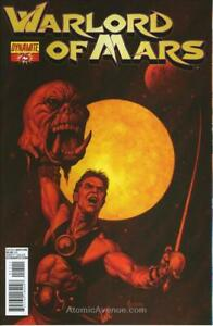 Warlord of Mars #25A VF/NM; Dynamite | save on shipping - details inside