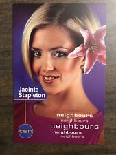 Neighbours Fan Card Jacinta Stapleton : Amy Greenwood