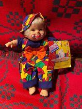 GiGo Toy, Palm Dolls, Series 2, Beanie Clowns, 1997, Doll
