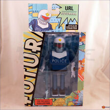Futurama Police Officer URL 2010 series 9 action figure made by Toynami