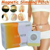 30Pcs Magnetic Patch Diet Slimming Weight Loss Adhesive Detox Burn Fat Pads Hot
