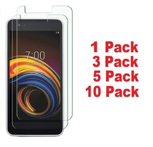 Lot of Tempered Glass Screen Protector For LG Tribute Empire, Tribute Dynasty