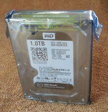 Western Digital BIack 1TB Int HD 3.5, WD1003FZEX SATA III 7200 ****SealedNEW****
