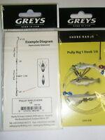 Greys Prowla Safe System Mono Crimps 40lbs
