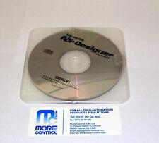 NS-NSDC1-V6 Omron Prog Soft for NS, Windows 95/98/NT/2000/ME, Single user