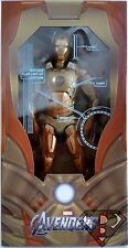 "IRON MAN MIDAS VERSION GOLD ARMOR The Avengers 18"" 1/4 Scale Figure Neca 2014"