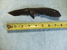 Gerber 22-41586 Torch II Tactical Knife - Black on Black w/Frame Lock
