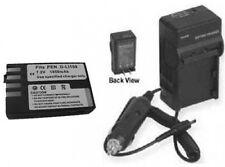 Battery + Charger for Pentax 39033 DLI109 K-R KR SLR