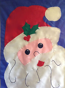 Santa Large Flag by Artistic NCE #575