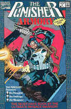 Punisher Armory # 1 (of 8) (USA, 1990)