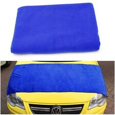 Microfiber Towel Elite Deluxe Soft Car Wash Drying Cleaning Cloth 60x160cm Blue