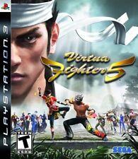 Virtua Fighter 5 PS3 game (2007)