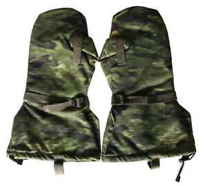 Military Arctic Insulated Water Resistant Hunting Ski Snow Gloves Mittens XL