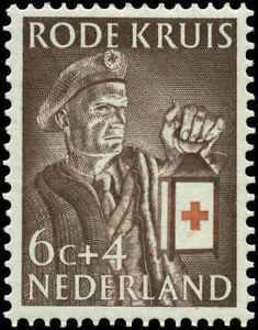 Netherlands  Scott #B255 Mint