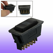 Universal 5 Pins Dpdt Momentary 20a Toggle Rocker Switch Boat Truck Atv Suv 12v