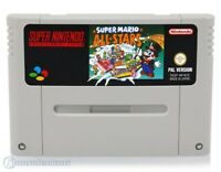 Nintendo SNES Spiel - Super Mario All-Stars Modul