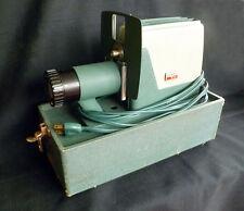 ~ vintage mid-century ARGUS 300 SLIDE PROJECTOR ~ Flip Type ~ WORKS