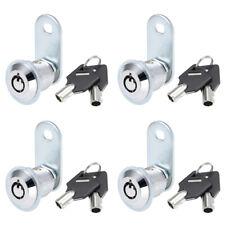 Set of 2/4PCS Tubular Cam Lock with 5/8
