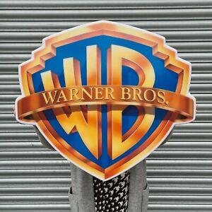 WARNER BROS Light up movie lightbox led wall sign home cinema film room man cave