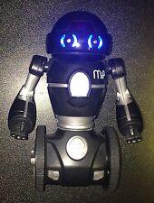 WowWee MiP Balancing Dancing Robotic Companion Toy RC Remote Control Robot Black