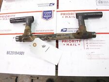 1973 MOTOSKI 440 ZEPHYR snowmobile parts: FRAME off boogie assembly #1