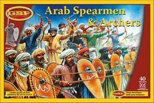 28mm Arab Spearmen and Archers Infantry, Gripping Beast Plastics, Swordpoint,
