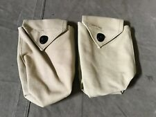 WWII US AIRBORNE PARATROOPER M1 M1A1 TOMMIE 20RD AMMO RIGGER AMMO POUCH LOT