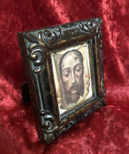 Holy Face of Jesus Petite Framed Picture - Veronica's Veil - Exclusive Photo